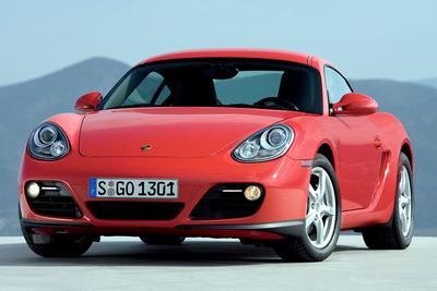 Used 2012 Porsche Cayman S
