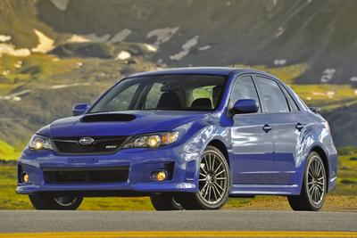 Used 2012 Subaru Impreza WRX STi Limited