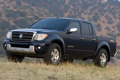 New 2012 Suzuki Equator Sport