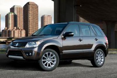 Used 2012 Suzuki Grand Vitara Limited