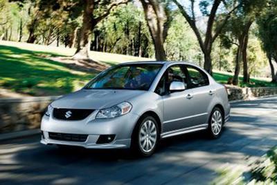 New 2012 Suzuki SX4 Sport