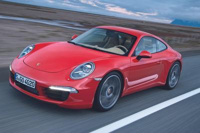 2013 Porsche 911 911
