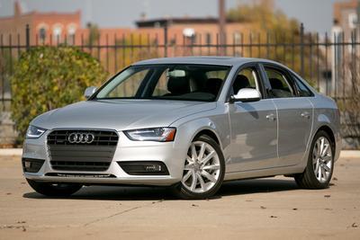 Used 2013 Audi A4 2.0T Premium quattro