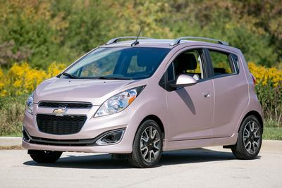 Used 2013 Chevrolet Spark LS