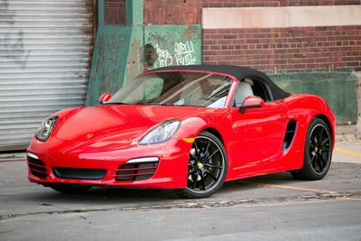 Certified 2013 Porsche Boxster Boxster