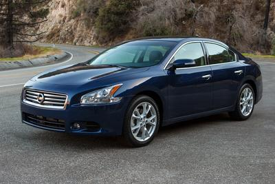 Certified 2013 Nissan Maxima 3.5 S
