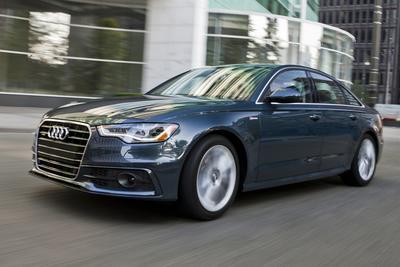 2013 Audi A6 2.0T Premium quattro