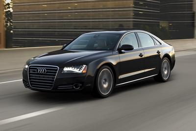 Used 2013 Audi A8 L 4.0T