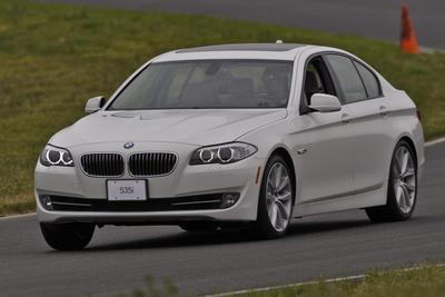 Certified 2013 BMW 535 535I XDRIVE SEDAN