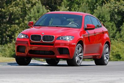 Used 2013 BMW X6 M Base
