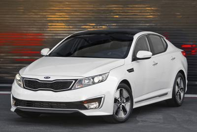 Used 2013 Kia Optima Hybrid EX