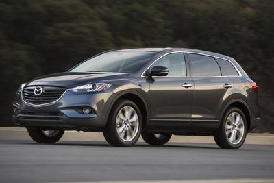 Certified 2013 Mazda CX-9 CX-9 TOURING AWD