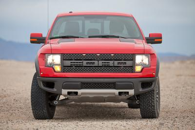 Used 2012 Ford F-150 SVT Raptor