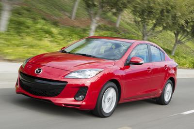 Certified 2013 Mazda Mazda3 MAZDA3 4-DOOR I