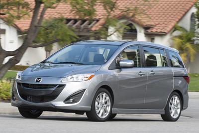 Used 2013 Mazda Mazda5 Touring