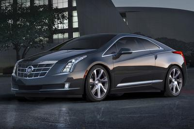 New 2014 Cadillac ELR 2dr Coupe Base