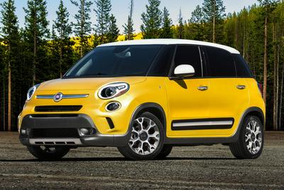 Used 2014 FIAT 500L Lounge