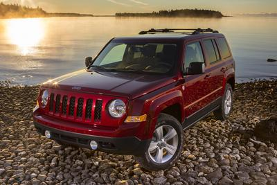 Certified 2014 Jeep Patriot