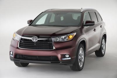 Certified 2014 Toyota Highlander LIMITED - V6 AWD