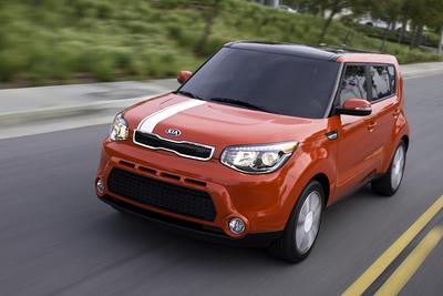 2014 Kia Soul + AUDIO UPGRADE