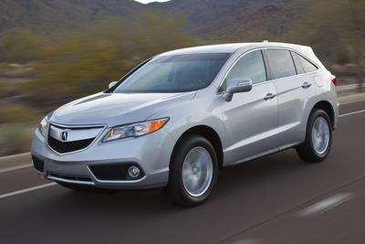 Used 2014 Acura RDX Base