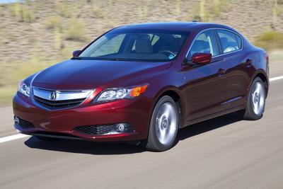 Certified 2014 Acura ILX TECH