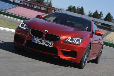 Used 2014 BMW M6 Base