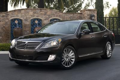 Used 2014 Hyundai Equus Ultimate
