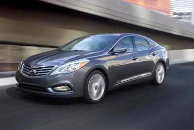 Certified 2013 Hyundai Azera BASE