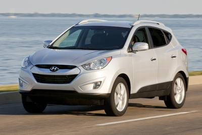 Certified 2013 Hyundai Tucson Limited