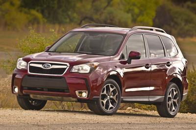 Certified 2014 Subaru Forester