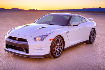 Used 2014 Nissan GT-R Black Edition