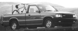 Mazda B2200 1993