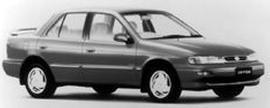 1995.5 Kia Sephia