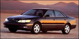 1997 Lexus ES 300 vs  1997 Mitsubishi Diamante | Cars com