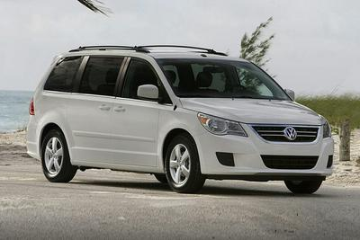 used volkswagen routan for sale in roanoke va. Black Bedroom Furniture Sets. Home Design Ideas