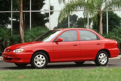 2001 Kia Sephia
