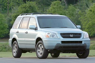 used 2004 honda pilot for sale in columbus oh. Black Bedroom Furniture Sets. Home Design Ideas