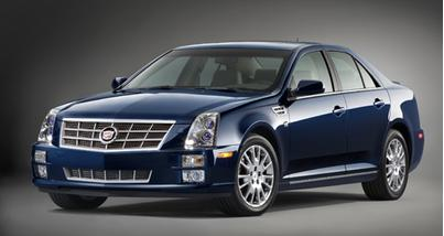 Ch-Ch-Changes: 2011 Cadillac STS