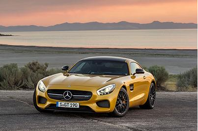 2016 Mercedes-AMG GT S Starts at $130,825