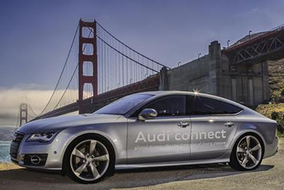 First California Permit to Test Self-Driving Cars Goes to Audi