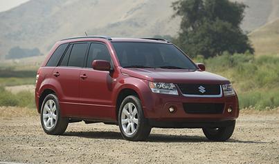 Recall Alert: 2006-11 Suzuki Grand Vitara, 2007-11 SX4