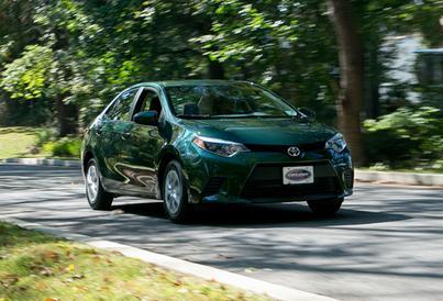 2014 Toyota Corolla: Explaining the Trim Levels