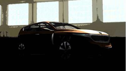 Kia to Unveil Crossover Concept, Superman Car at 2013 Chicago Auto Show