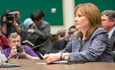 GM CEO Testifies Before Congressional Panel on Ignition Switch Recalls