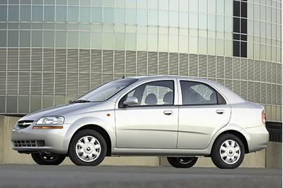 Recall Alert: 2004-2008 Chevrolet Aveo