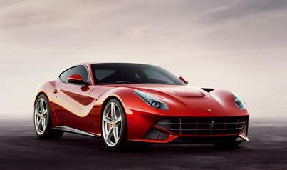 2013 Ferrari F12berlinetta: First Look