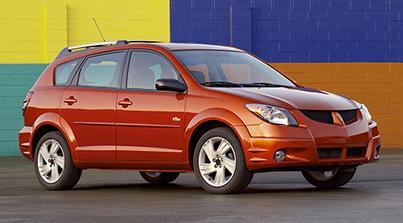 Recall Alert: 2003-04 Pontiac Vibe