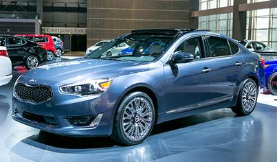 Kia Announces Pricing for the 2014 Cadenza