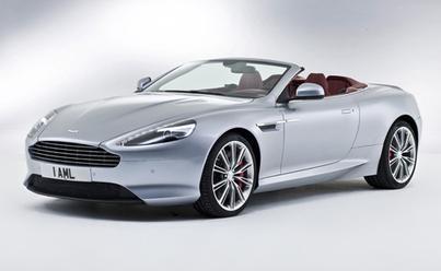 2013 Aston Martin DB9: First Look